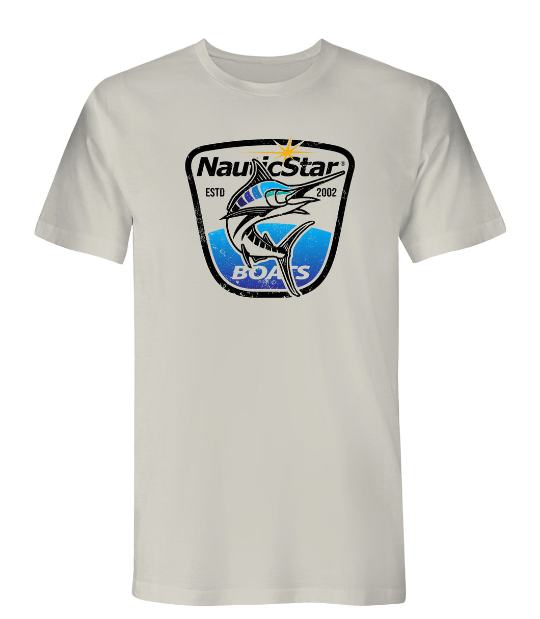 Fish Crest Men's T-Shirt