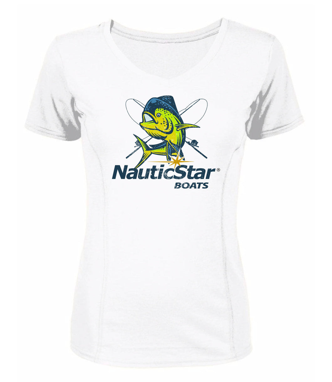 Mahi-Mahi Women's Performance T-Shirt