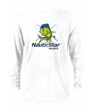 Load image into Gallery viewer, Mahi-Mahi Men's Long Sleeve Performance T-Shirt