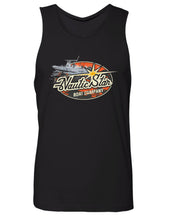 Load image into Gallery viewer, NS Boats Old School Men's Tank Top