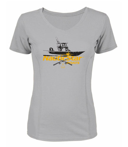 Let's Fish Women's Performance T-Shirt
