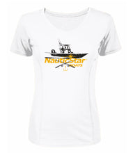 Load image into Gallery viewer, Let's Fish Women's Performance T-Shirt