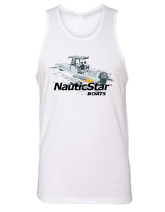 NS Boat Logo Men's Tank Top