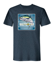 Load image into Gallery viewer, NauticStar Fish Square Men's T-Shirt