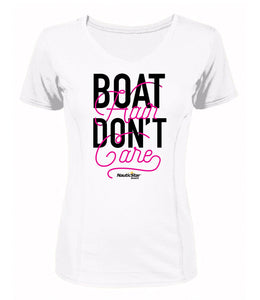 NauticStar Boat Hair Women's Short Sleeve Performance T-Shirt