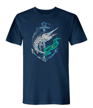 Load image into Gallery viewer, NauticStar Fish Anchor Men's T-Shirt