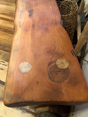 Zach Bench - Restoration Oak