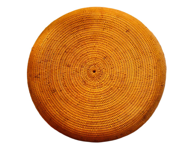 Rattan Bowl - Restoration Oak