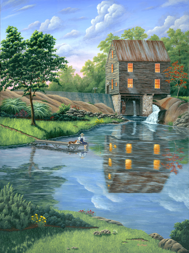 """Laurel Mill"""