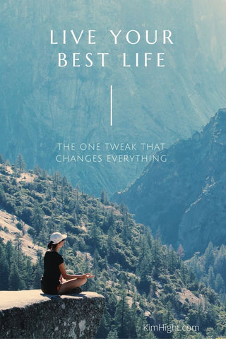 Live Your Best Life Blog by Kim Hight