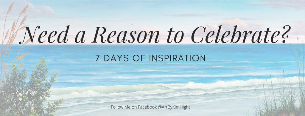 7 Days of Inspiration