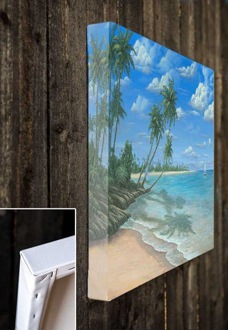Gallery Wrap Canvas Art Print by Kim Hight
