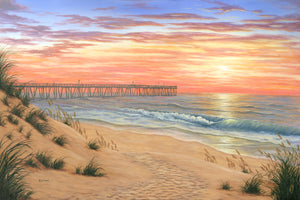"""Pier 19"" - Art by Kim Hight"