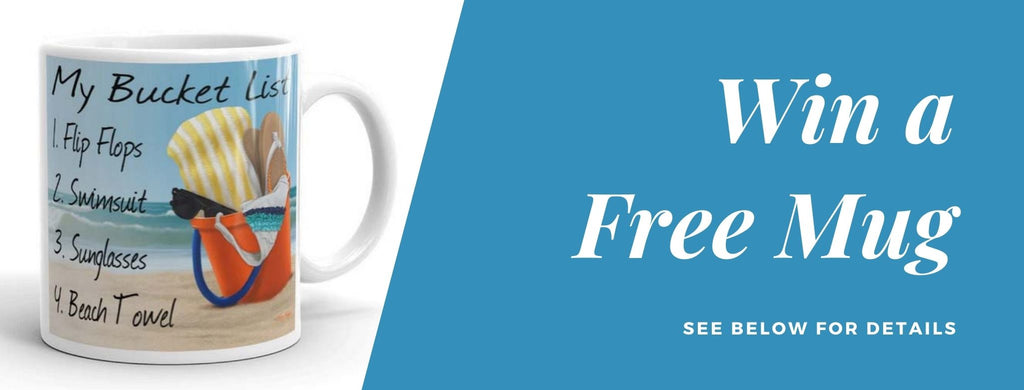 Win Free Mug from KimHight.com