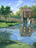 Laurel Mill country art by Kim Hight