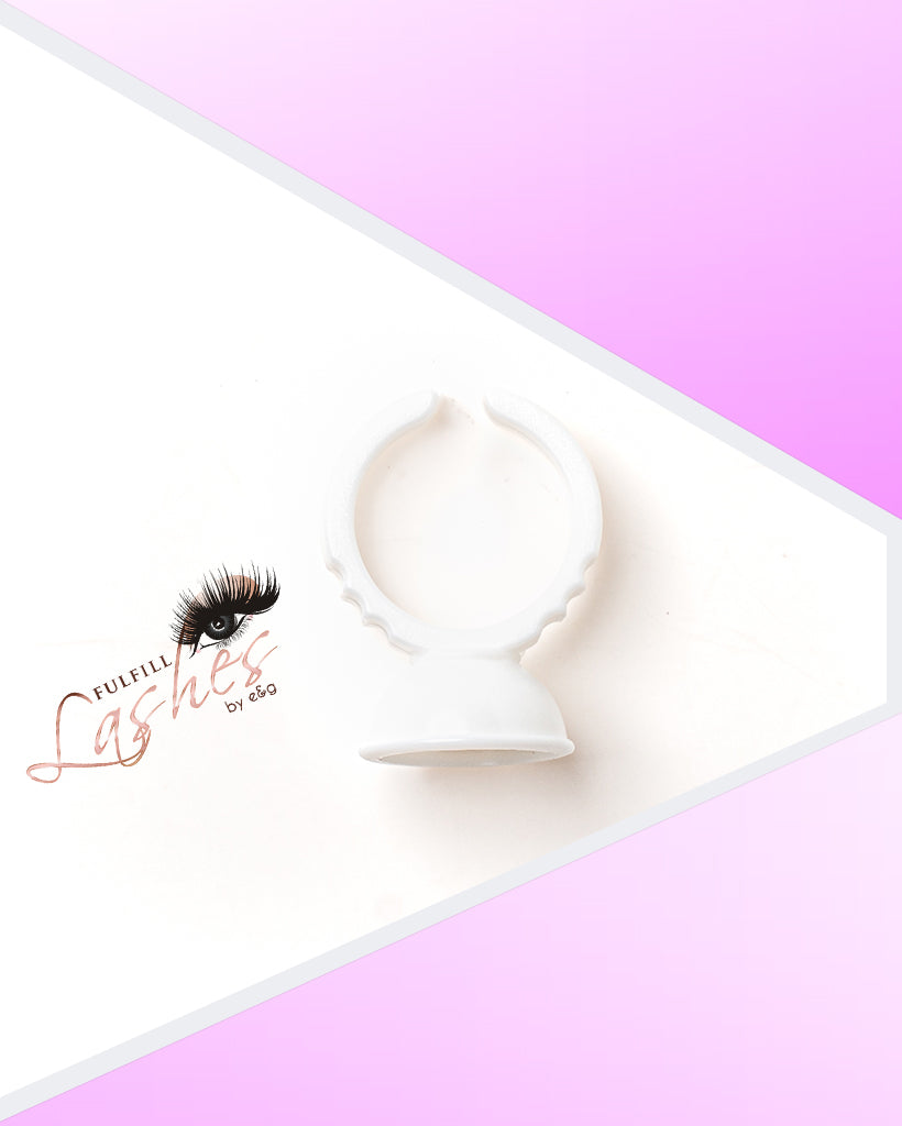 Disposable Lash Adhesive Glue Ring By Fulfill Lashes