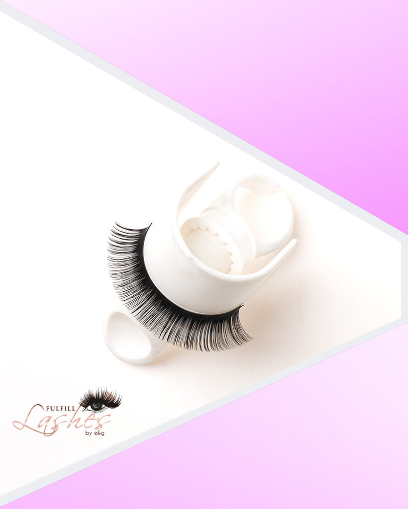 U Eyelash And Glue Holder Lash Stylist Essentials By Fulfill Lashes