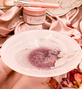 Miss Gypsy Rose Marblesque Masque Bowl
