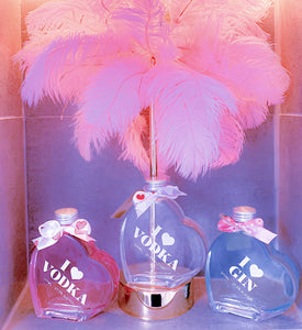 I Heart Vodka- Pink 200ml (contains alcohol)
