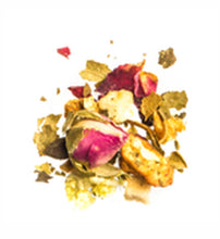 Load image into Gallery viewer, T2- Gift Cube Feature Papaya Rose Loose Leaf 100g
