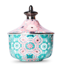 Load image into Gallery viewer, T2 Blushing Blends Sugar Bowl Aqua Pink