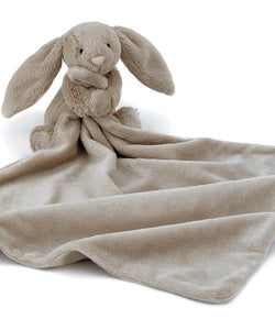 Jellycat- Bashful Bunny Soother, Beige