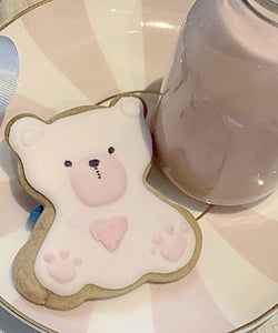 Sugar Cookies- Teddy Bear 5pk