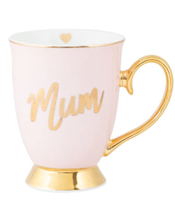 Cristina Re Mug Blush & Gold- Mum