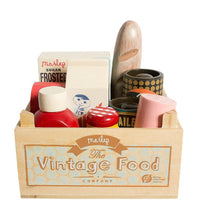 Load image into Gallery viewer, Maileg Vintage Food Grocery Box