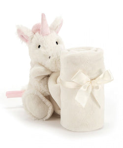 Jellycat- Bashful Unicorn Soother