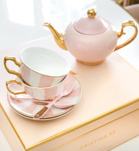Load image into Gallery viewer, Cristina Re 2 Cup Tea Set- Blush