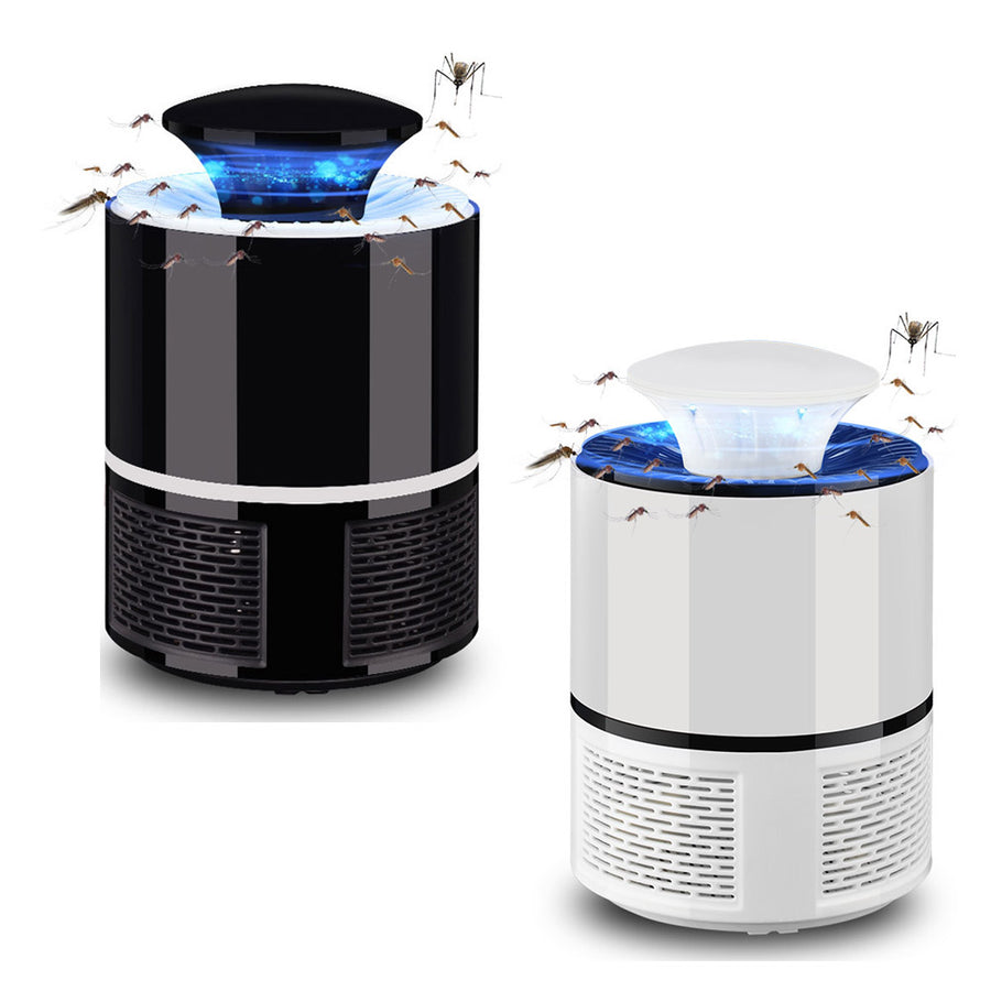 USB POWERED LED MOSQUITO KILLER LAMP - QUIET AND NON-TOXIC TBT™