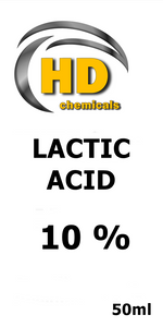 Lactic Acid Peel 10% - 80%