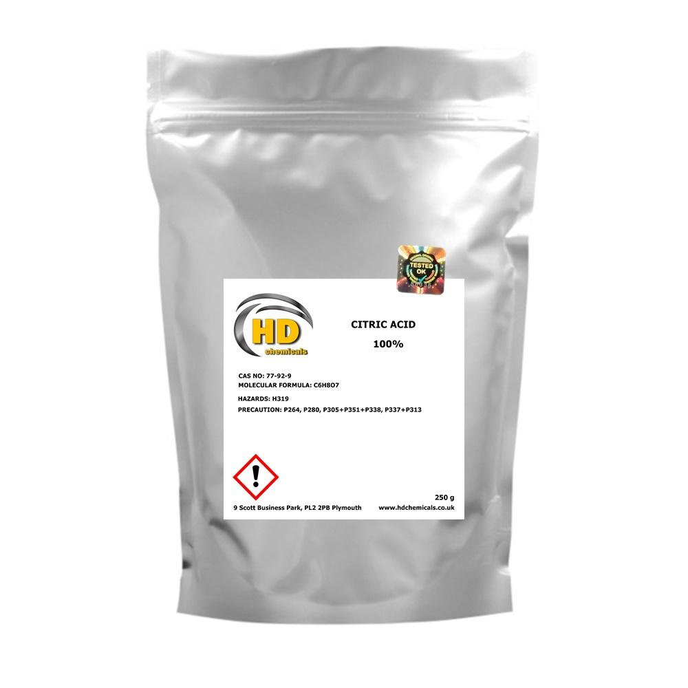 Citric Acid 100%
