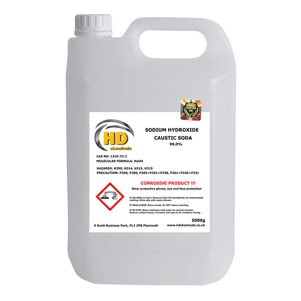 Sodium Hydroxide CAUSTIC SODA 99%