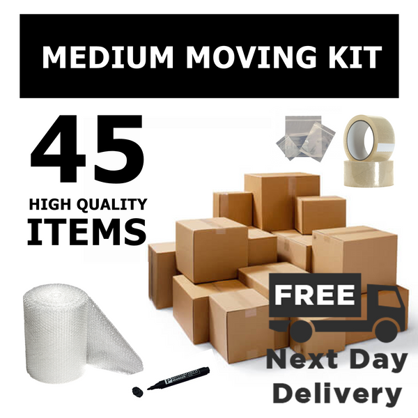 Moving Boxes KIT's