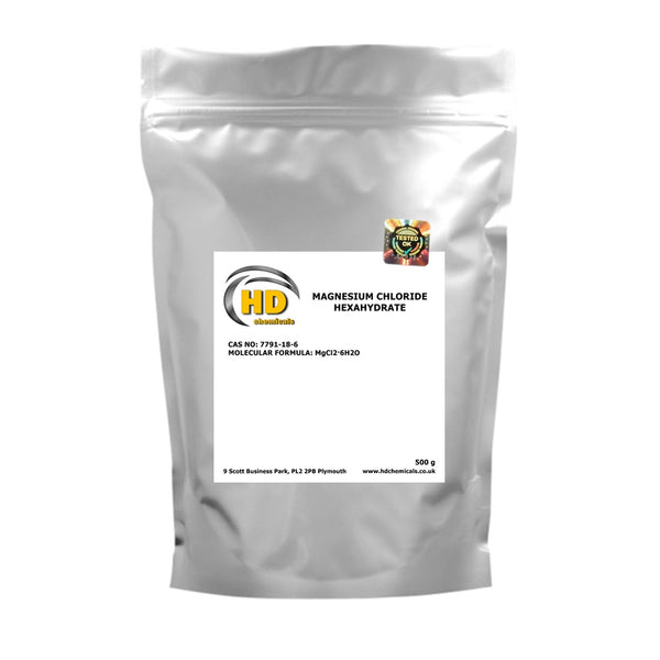 Magnesium Chloride Flakes 100%