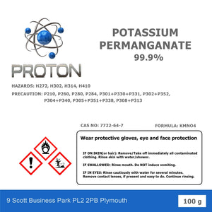 Potassium Permanganate 99.9%