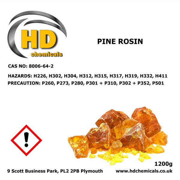 Pine Rosin Nuggets