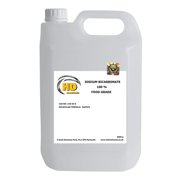 Sodium Bicarbonate 100%