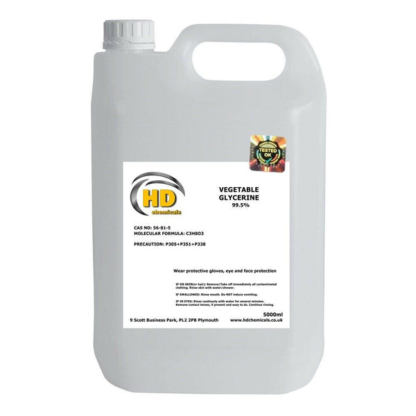 Vegetable Glycerine Glycerol 99.5%