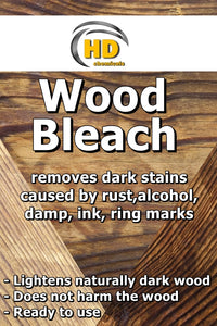 Wood Bleach 500ml