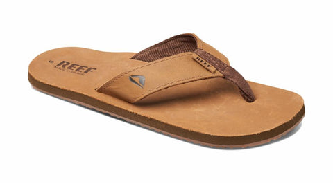 Reef Men LEATHER SMOOTHY BRONZE BROWN