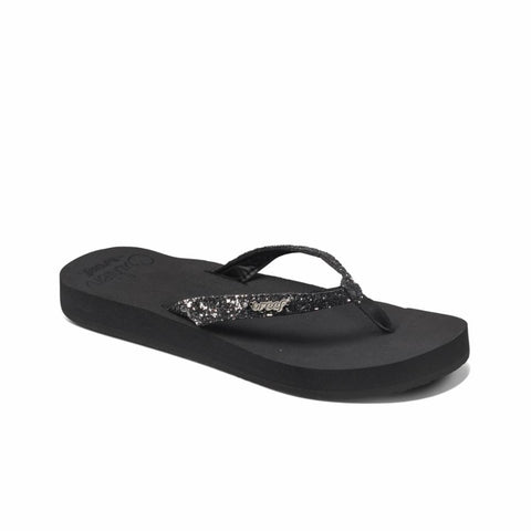 Reef Women REEF STAR CUSHION BLACK/GUNMETAL