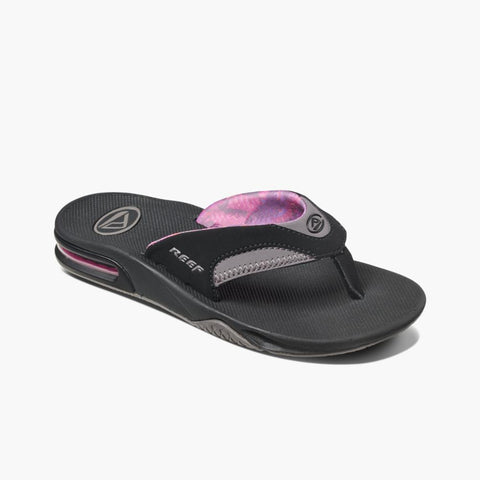 Reef Women FANNING BLACK/GREY