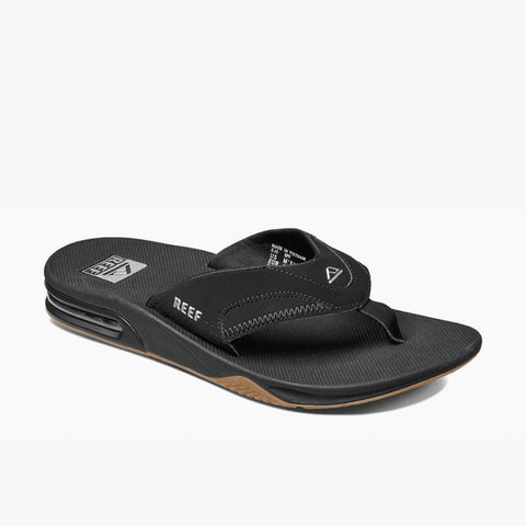 Reef Men FANNING BLACK/SILVER