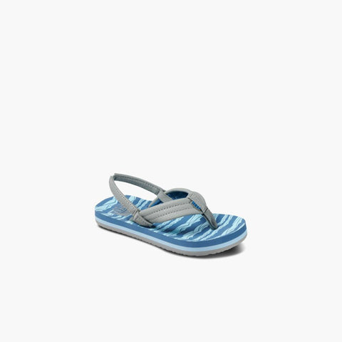 Reef Kids LITTLE AHI BLUE GREY OCEAN