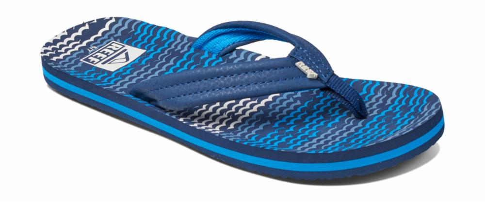 Reef Kids LITTLE AHI BLU HORIZON WAV