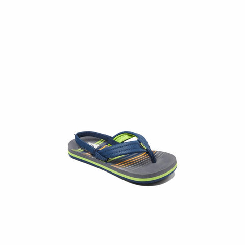 Reef Kids LITTLE AHI STRIPE GREEN