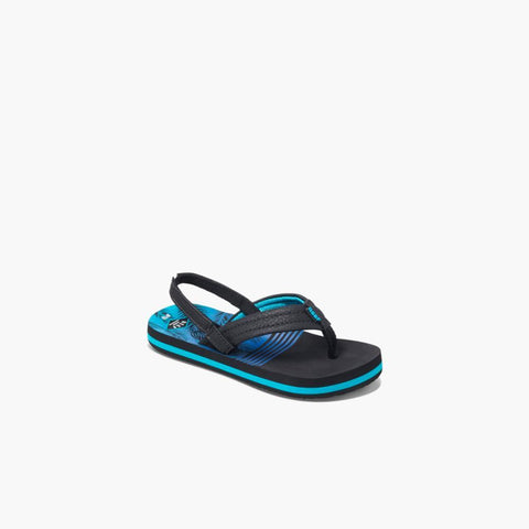 Reef Kids LITTLE AHI AQUA PALMS